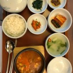Lunch at Jihwaja (Korean Royal Cuisine)