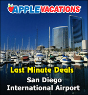 Last Minute Apple Vacations From San Diego