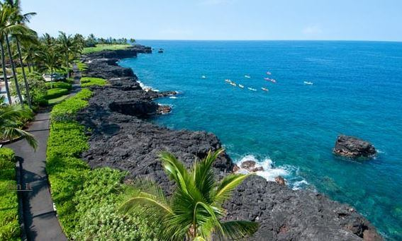 Sheraton Kona Resort & Spa - Spa Vacations