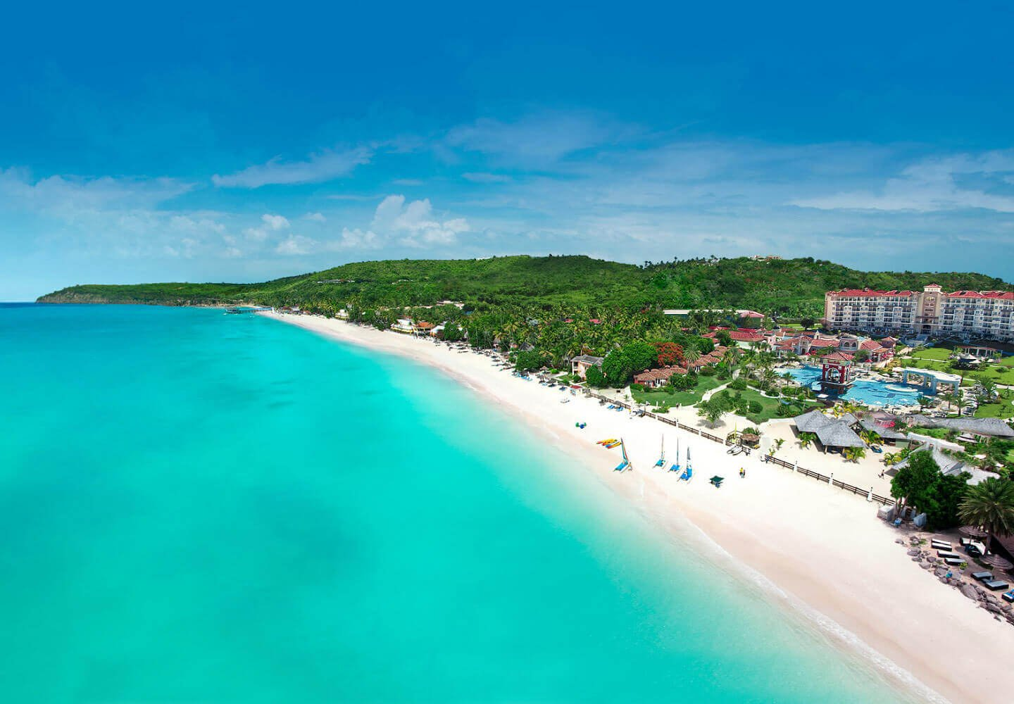 Sandals Grande Antigua - Honeymoons