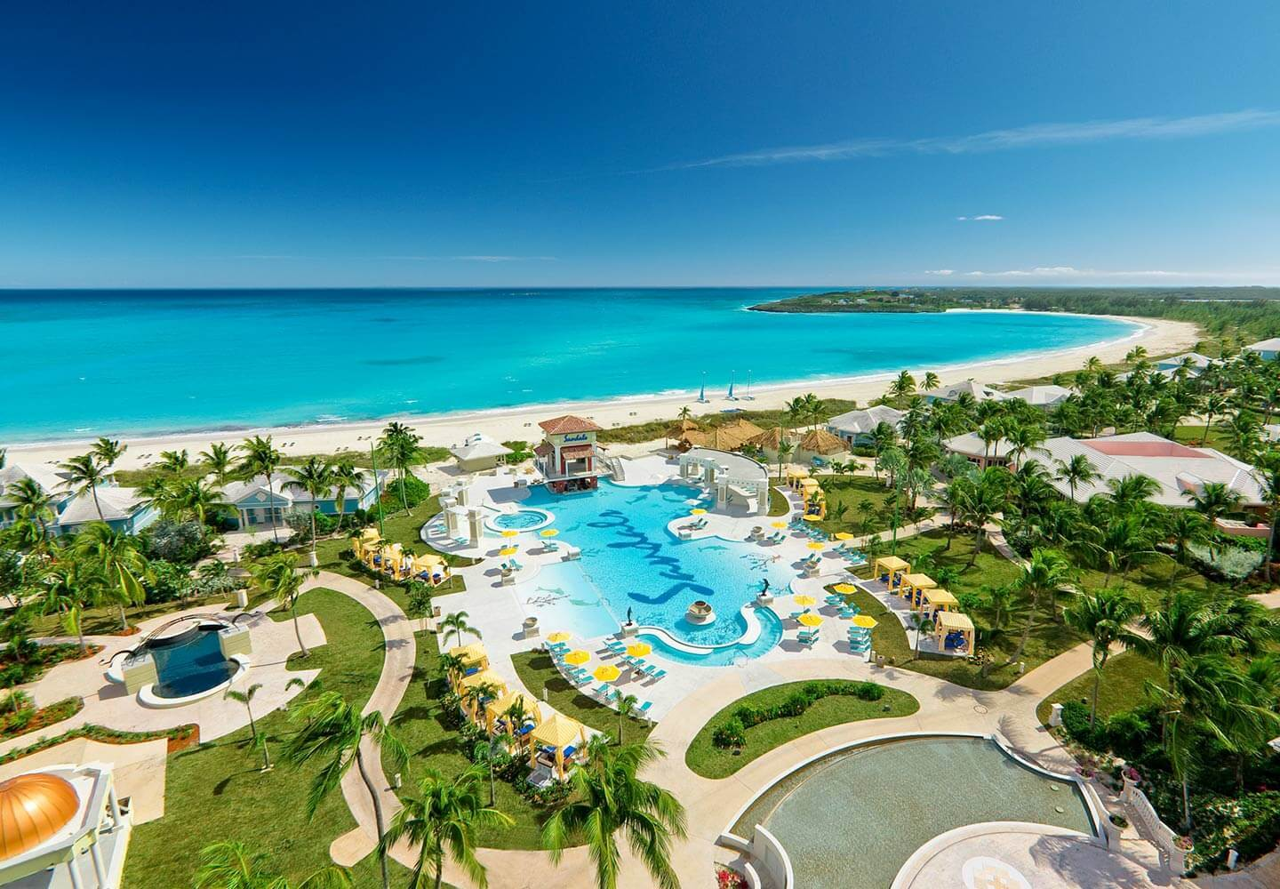 Sandals Emerald Bay - Luxury Vacations