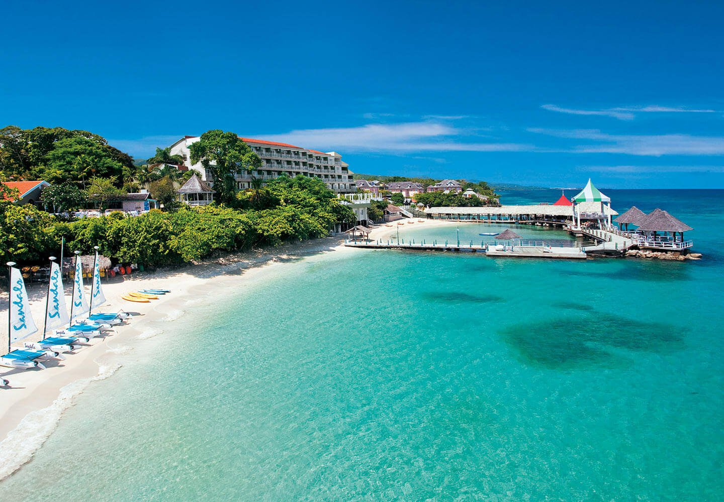 Sandals Ochi Beach Resort - Jamaica Vacations
