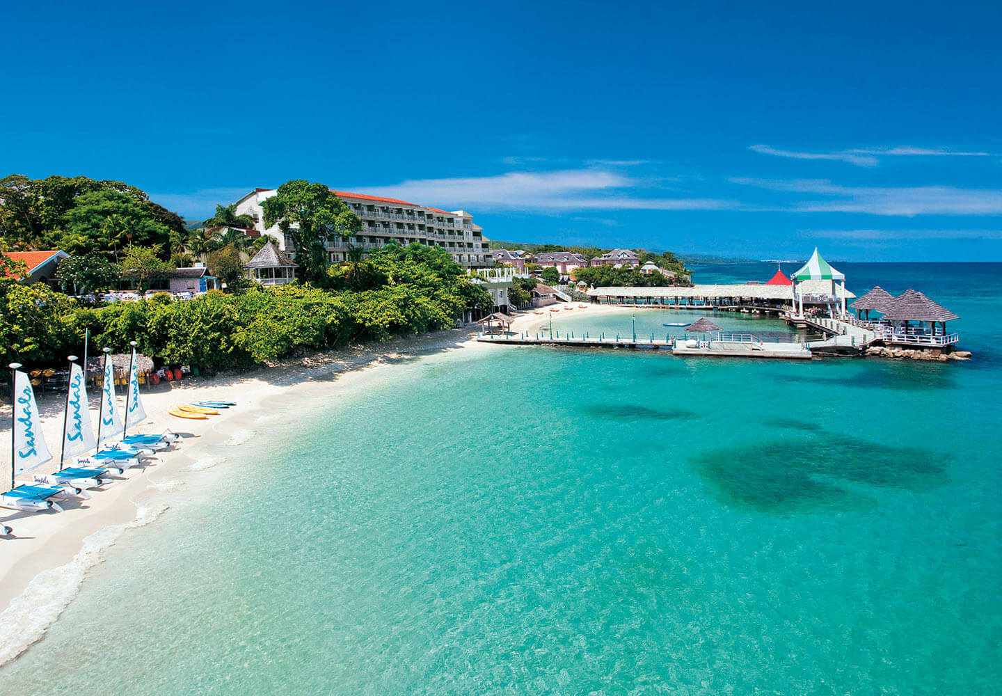 Sandals Ochi Beach Resort - Honeymoons