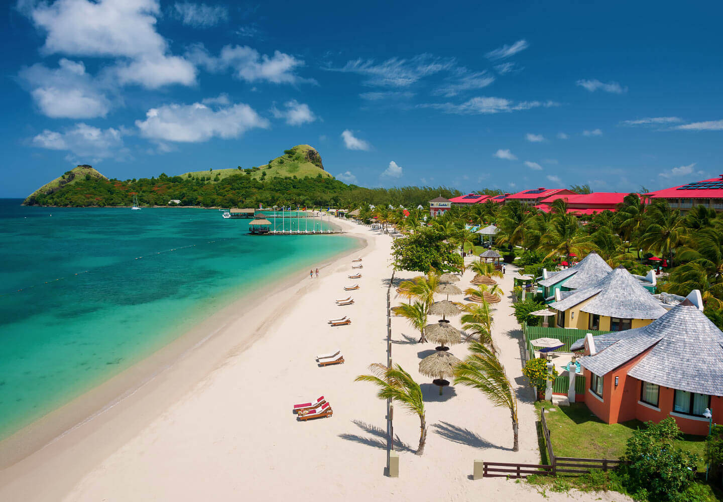 Sandals Grande St. Lucian - Honeymoons