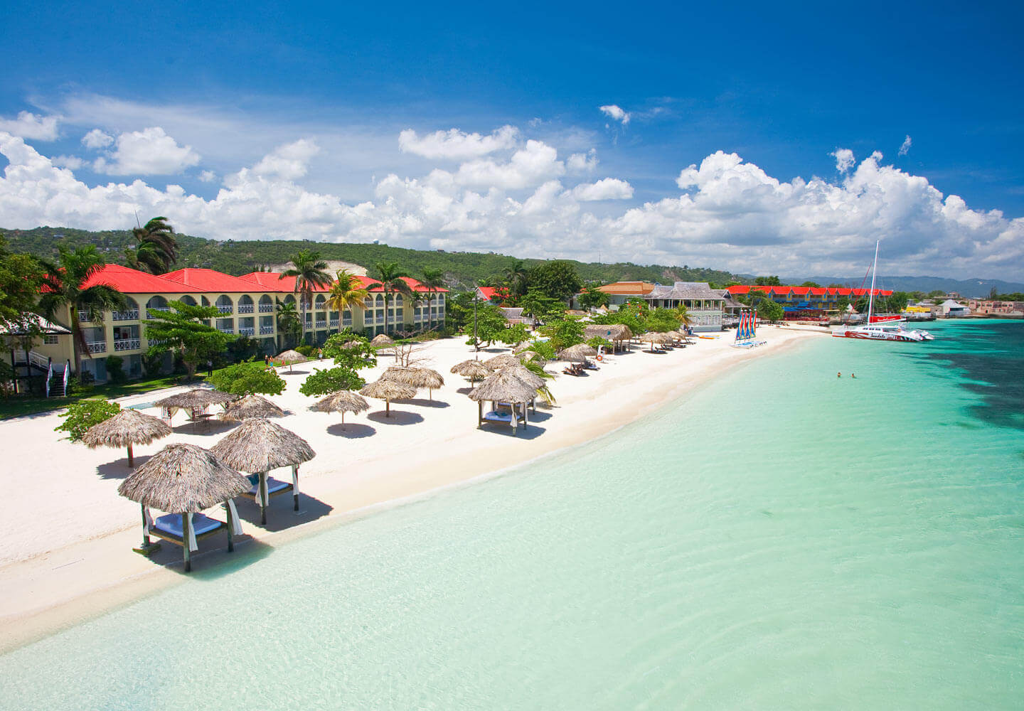 Sandals Montego Bay - Luxury Vacations