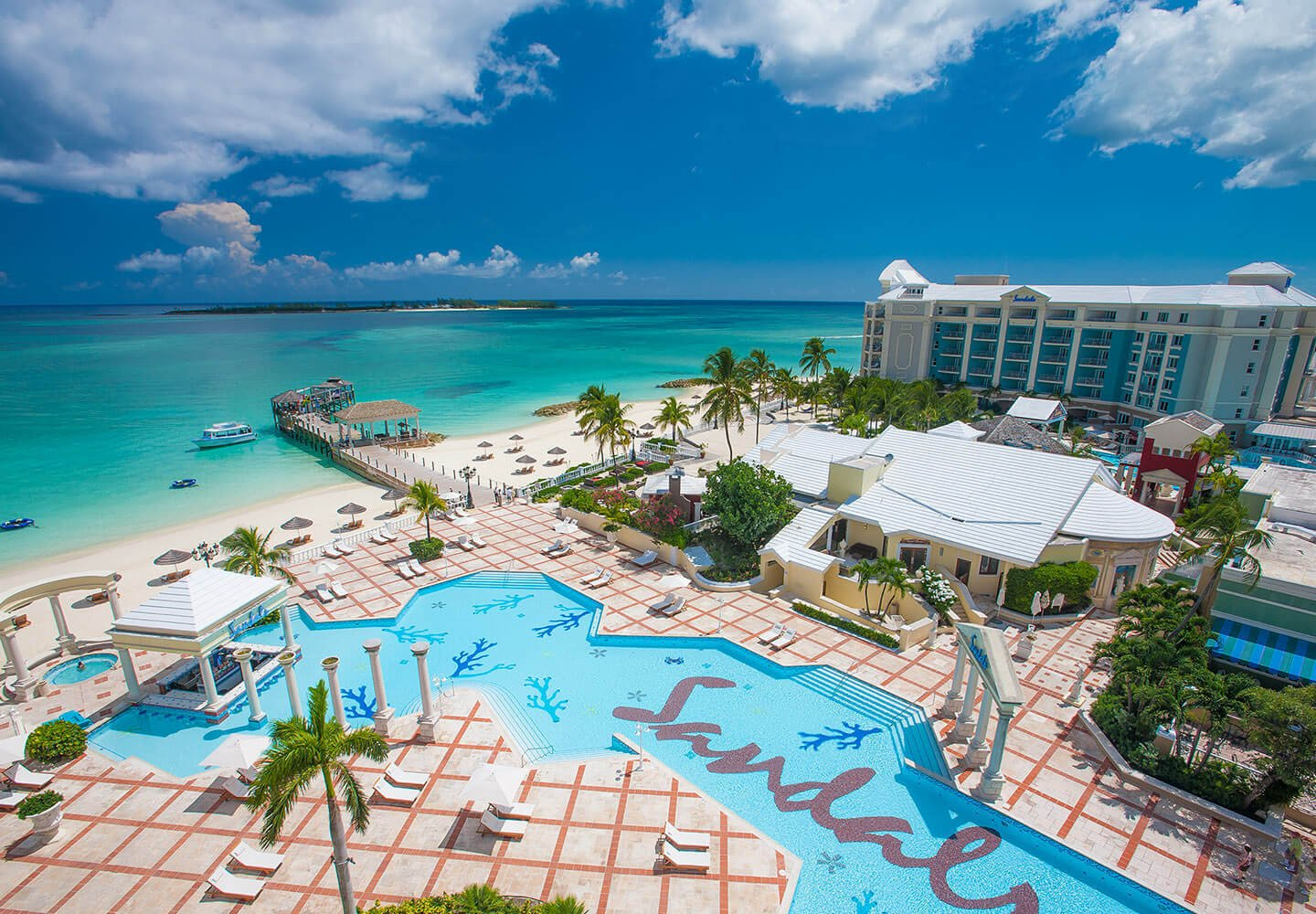 Sandals Royal Bahamian Spa Resort & Offshore Island - All Inclusive Vacations