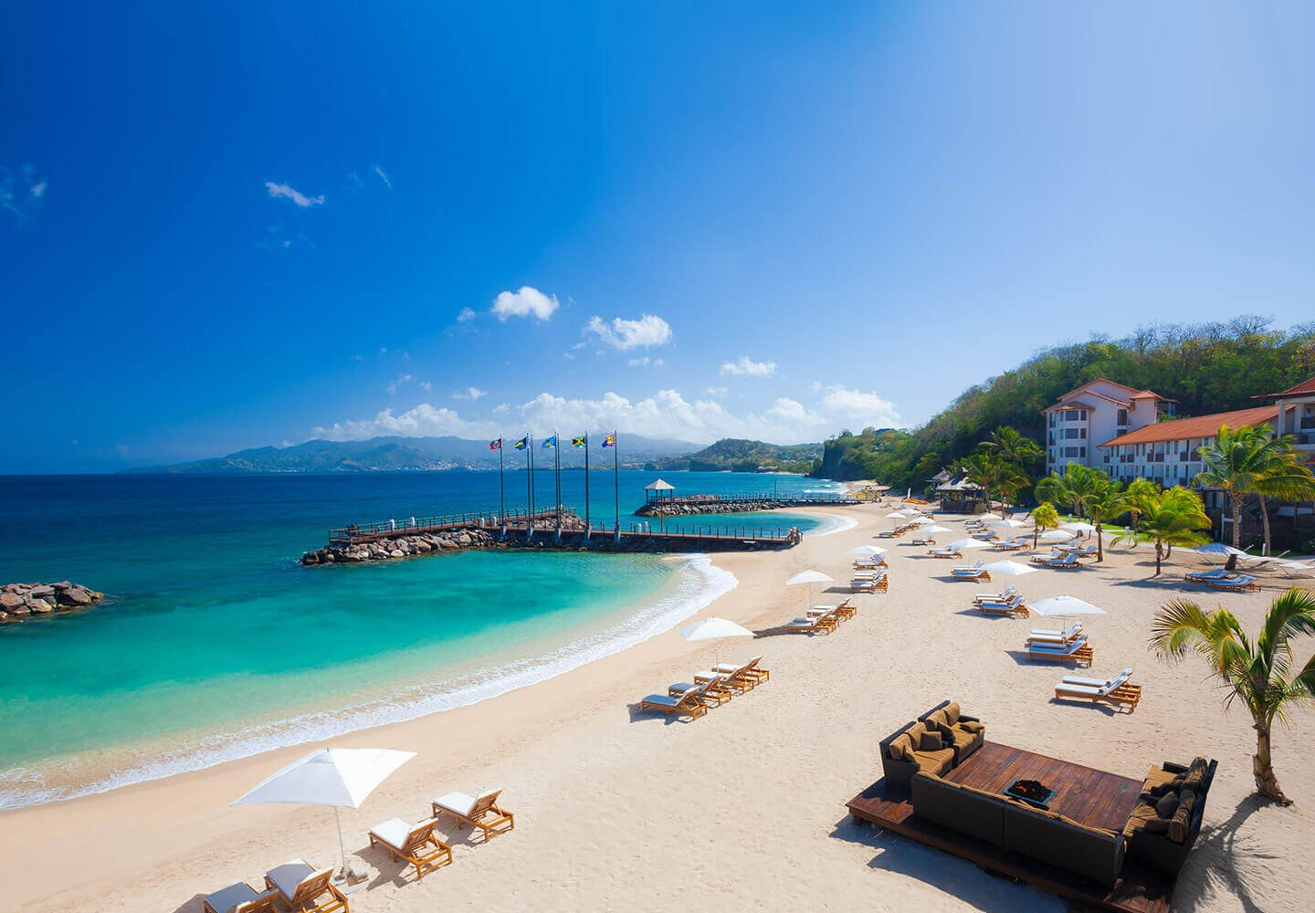 Sandals LaSource Grenada - Luxury Vacations