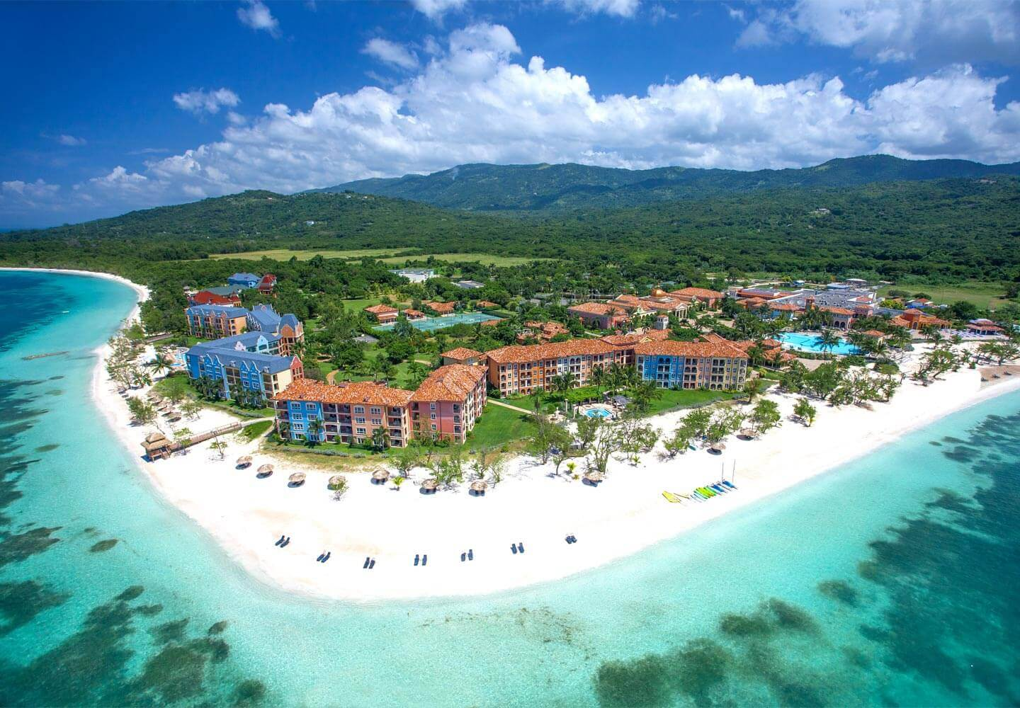 Sandals South Shore Jamaica - Destination Weddings