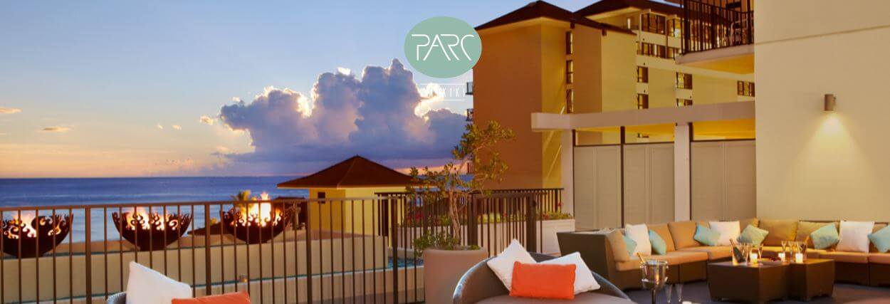 Waikiki PARC Hotel - Luxury Vacations